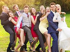 สร้างความสนุกให้แขกอย่างไรดีในวันแต่งงาน