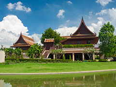 สถานที่แต่งงานแบบไทยๆ ในเมืองกรุง